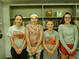 8th Grade Interact Officers