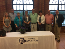 Excellence in Education Banquet Recognizes A-Town Retiring Staff