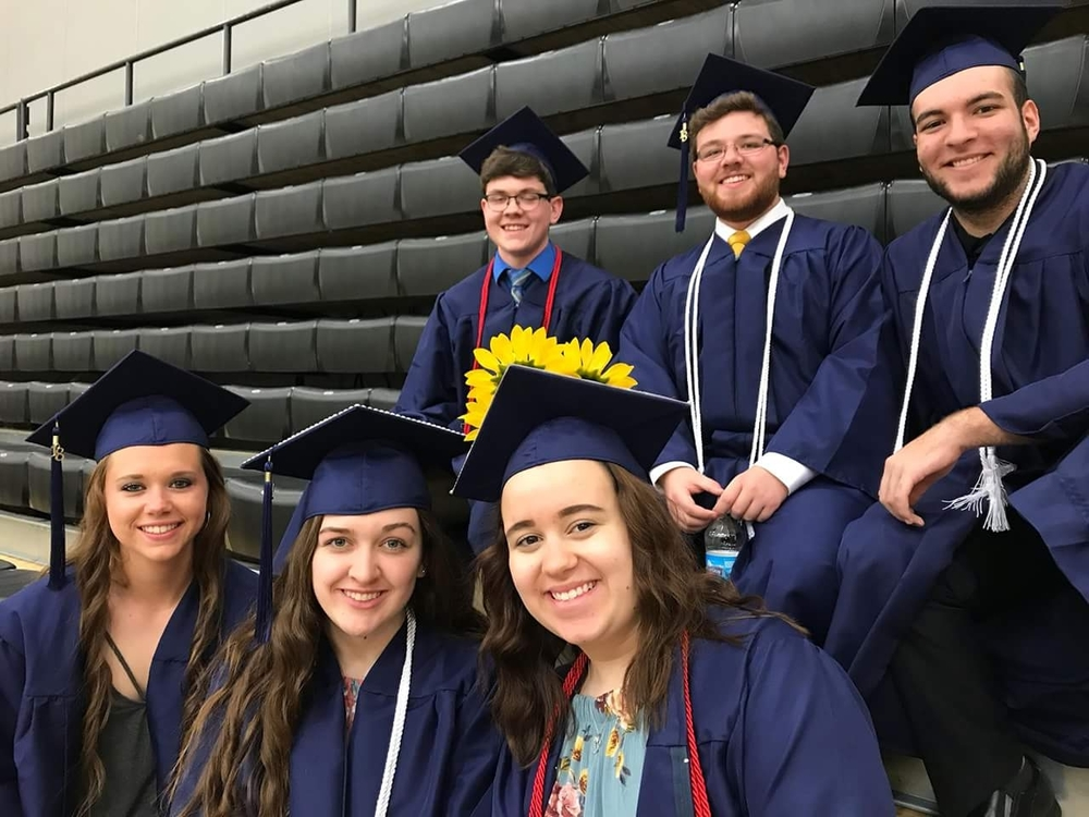 AAHS Students Graduate From CSC