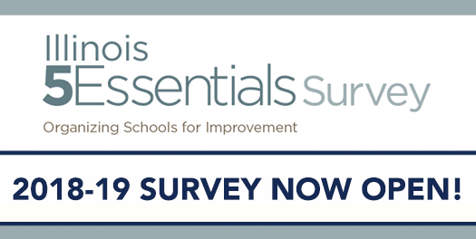 Illinois 5 Essentials Survey For Parents Now Open