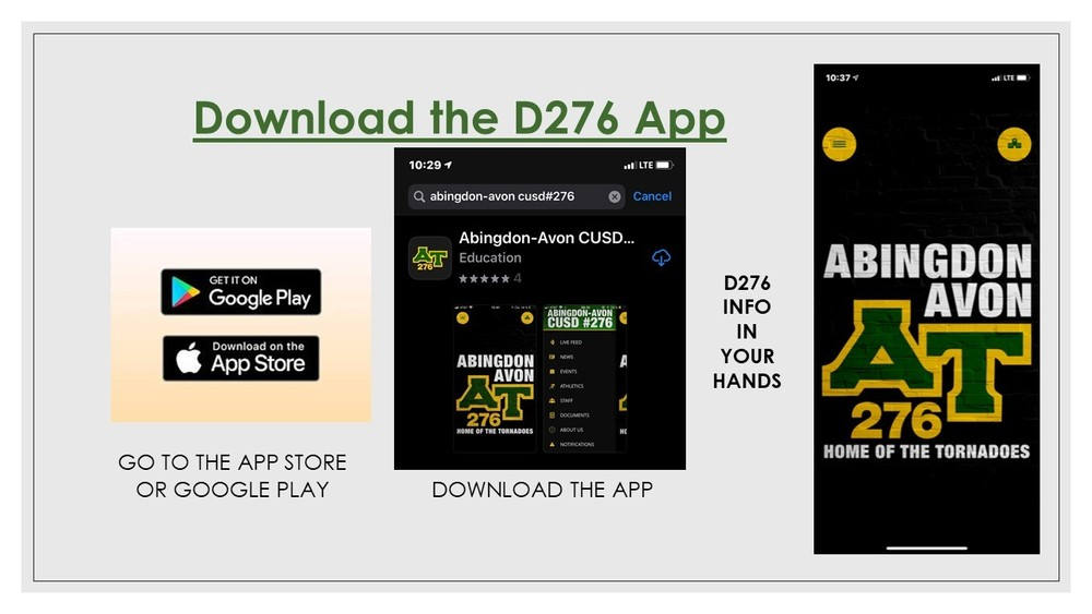 Download the Updated D276 App for Newer iPhones