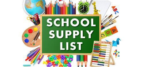 MS Supply List