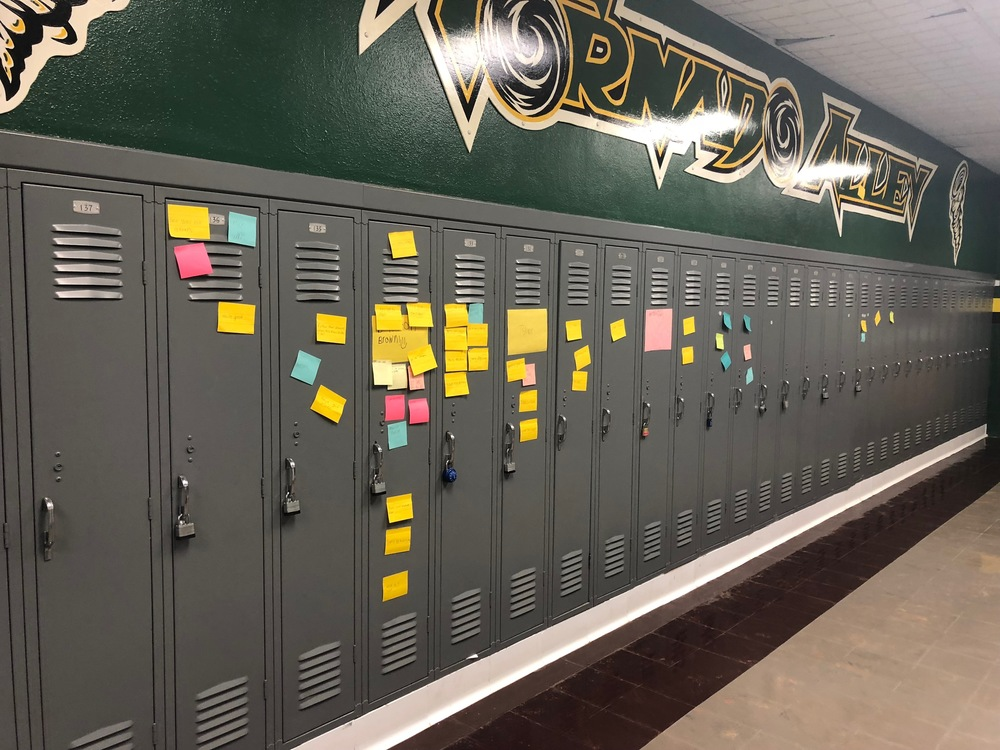 The Post-It Note Project