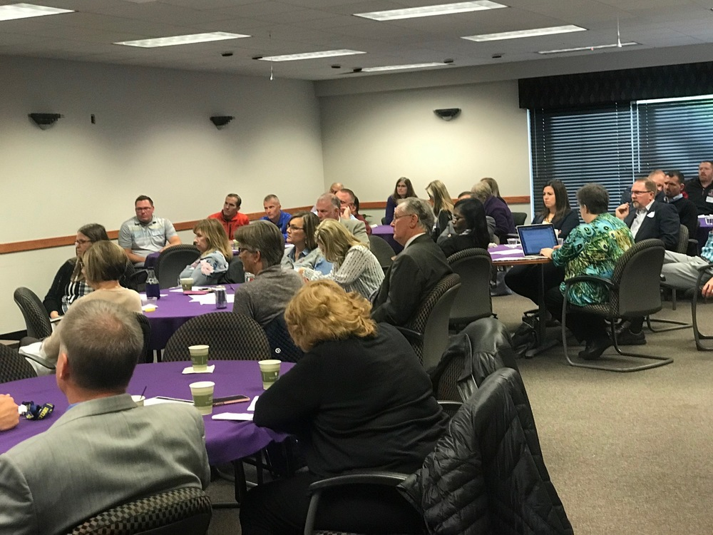 Western Illinois University Administrator Roundtable
