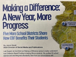How Evidence Based Funding is Being Used in D276
