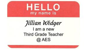 Meet our New AES 3rd Grade Teacher