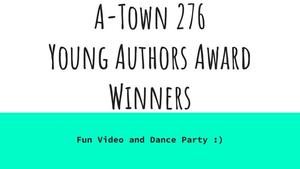 Young Authors District Winners Video
