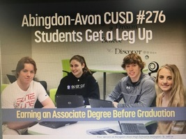 Abingdon-Avon High School's Associate Degree Program with Carl Sandburg College