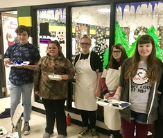 T.W.I.S.T.E.R. Program Decorates High School