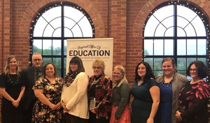 ROE 33 2nd Annual Excellence In Education Banquet 2019
