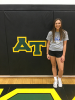 Tori Adolphson: October 10th A-Town Athlete of the Week 10/10