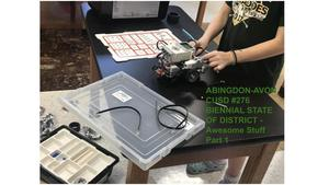 ABINGDON-AVON CUSD #276 BIENNIAL STATE OF DISTRICT - Awesome Stuff​ Part 1