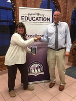 ROE 33 Excellence in Education Recognition for A-Town's Stacy Nagel