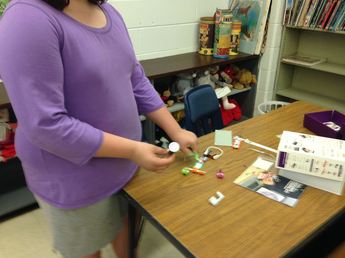 littleBits in action