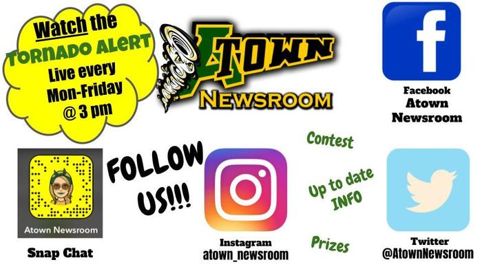 Atown Newsroom Social Media