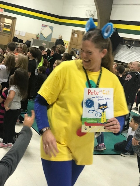Pete the Cat !