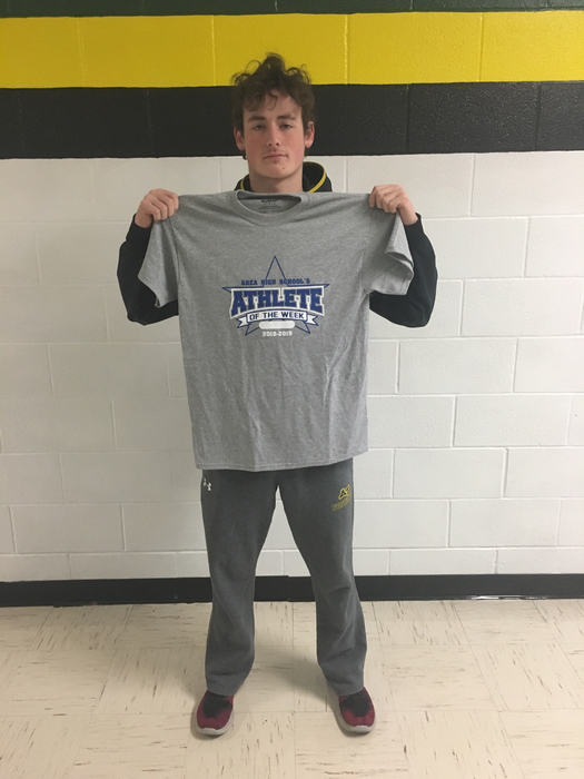 Athlete of the Week: Josh Asher