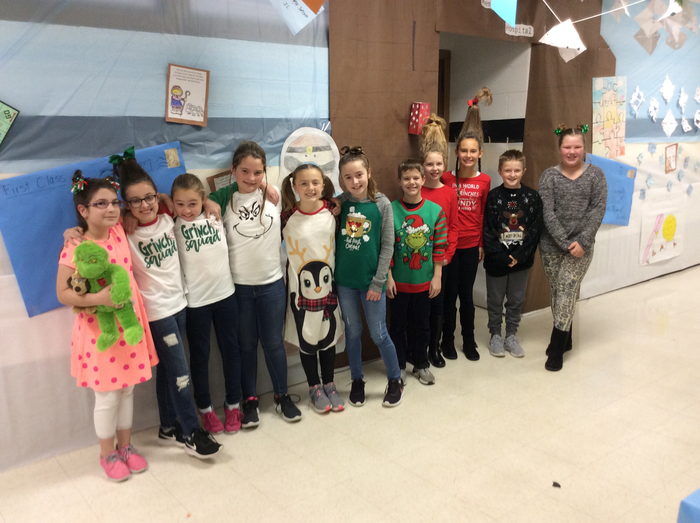 4A on Grinch day