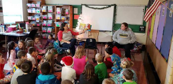 Reading to 3rd Grade