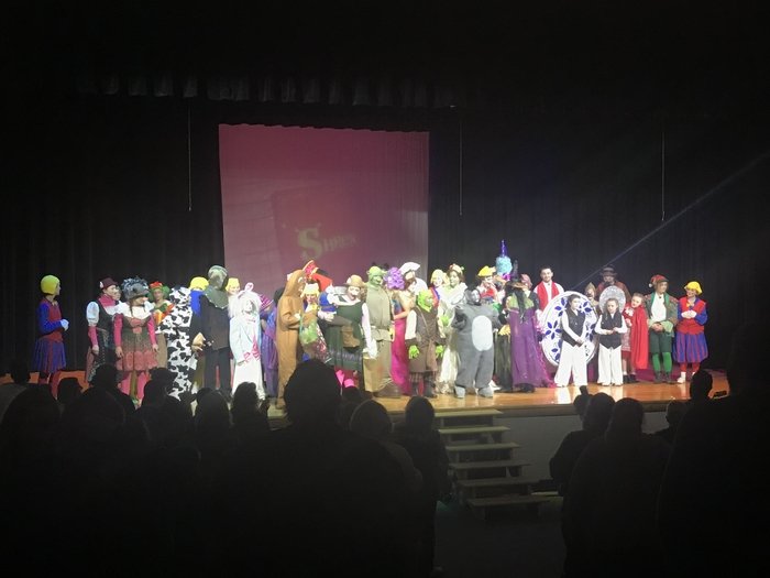 Cast of Shrek