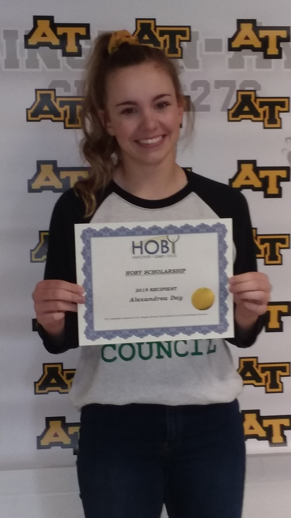 HOBY Scholarship