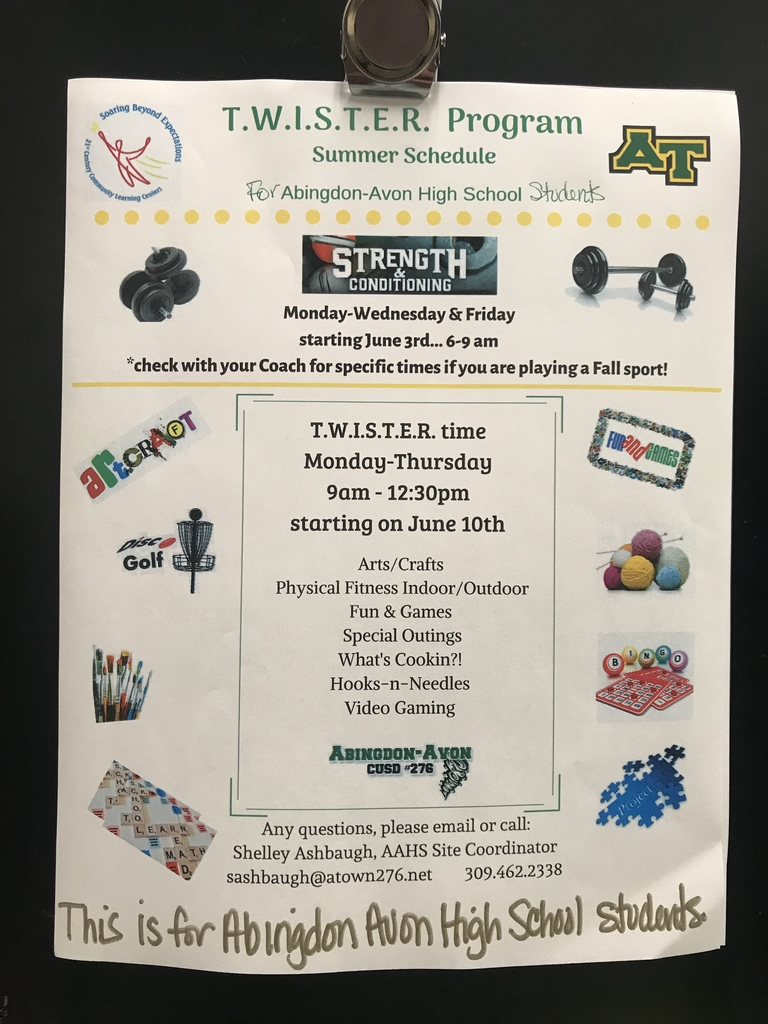 TWISTER Summer Program
