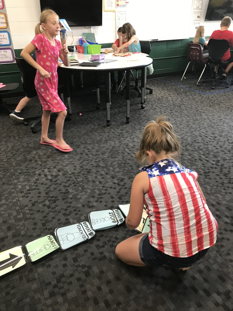Coding through hands on card