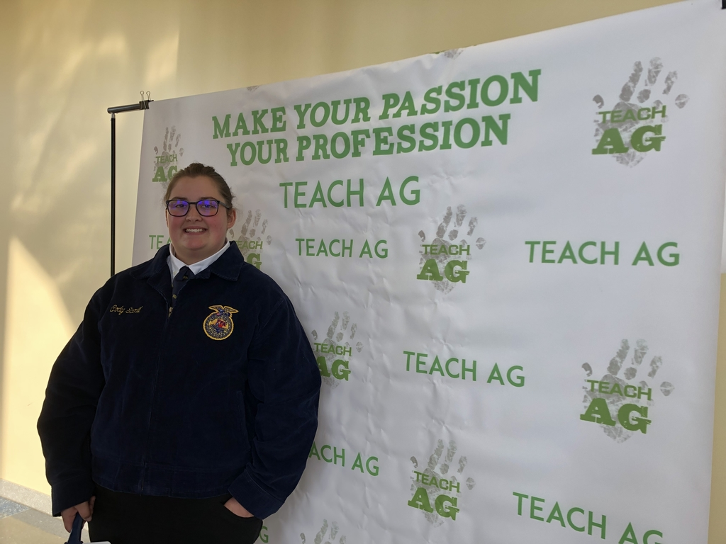 Shayla Miller at FFA ELITE Conference!