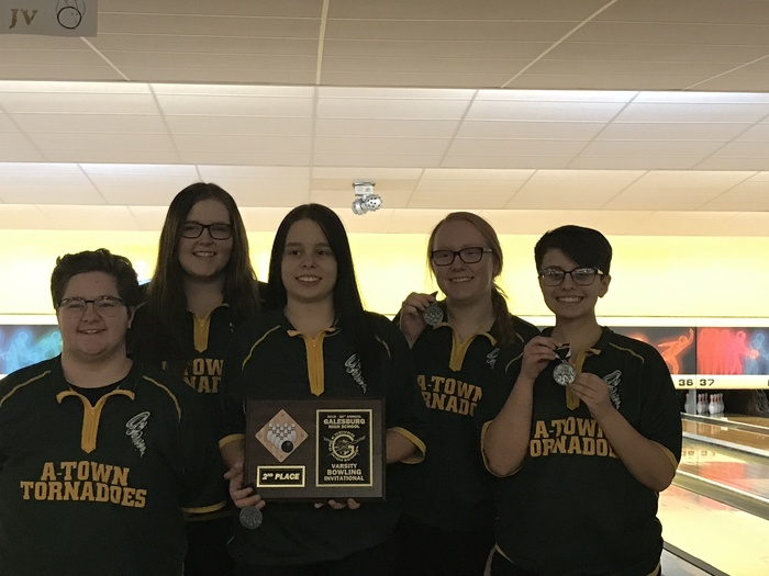 A-Town Girls Bowling Team