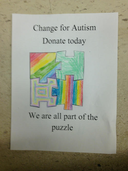 Change for Autism